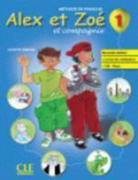 telecharger ALEX ET ZOE – methode de francais – niveau 1 livre PDF/ePUB en ligne gratuit