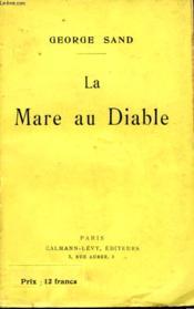 La Mare Au Diable. - Couverture - Format classique