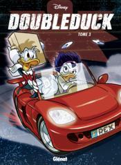 Donald ; doubleduck t.3 - Couverture - Format classique