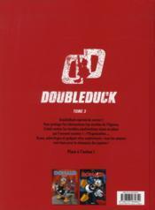 Donald ; doubleduck t.3 - 4ème de couverture - Format classique