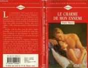 Le Charme De Mon Ennemi - Hero At Large - Couverture - Format classique