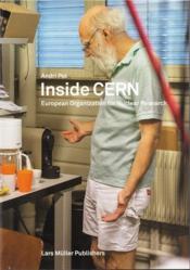 Inside cern - Couverture - Format classique