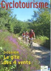 Cyclotourisme N°567 - Dossier: Le Gite Des 4 Vents - Couverture - Format classique