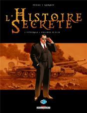 L'histoire secrète ; INTEGRALE VOL.7 ; T.25 A T.28 - Couverture - Format classique