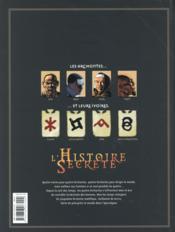 L'histoire secrète ; INTEGRALE VOL.7 ; T.25 A T.28 - 4ème de couverture - Format classique