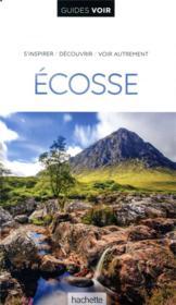 Guides voir ; Ecosse - Couverture - Format classique
