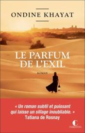 Le parfum de l'exil - Couverture - Format classique