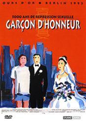 Garçon D'Honneur - Couverture - Format classique