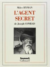 Agent Secret - Couverture - Format classique