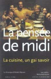 Revue La Pensee De Midi T.13 - Couverture - Format classique