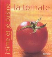 La tomate - Intérieur - Format classique