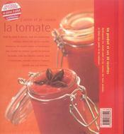 La tomate - 4ème de couverture - Format classique