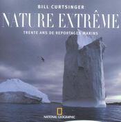 Nature extreme trente ans de reportages marins - Intérieur - Format classique