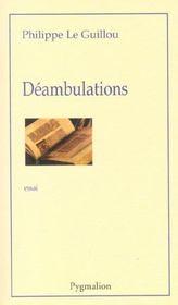 Deambulations - Intérieur - Format classique
