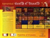 Violetta et Rigoletto - 4ème de couverture - Format classique
