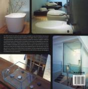 Salles de bain - 4ème de couverture - Format classique
