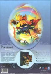 Wakfu heroes t.2 ; Percimol - 4ème de couverture - Format classique