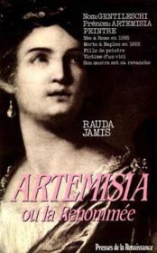 Artemisia ou la renommee - Couverture - Format classique