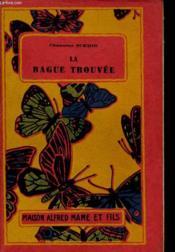 La Bague Trouvee - Couverture - Format classique