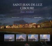 Saint Jean De Luz Ciboure - Couverture - Format classique