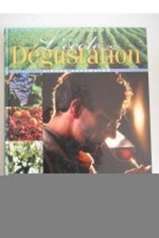 L'Ecole De La Degustation - Couverture - Format classique
