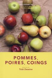 Pommes, poires, coings - Couverture - Format classique