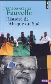 Histoire de l'Afrique du Sud - Couverture - Format classique