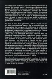 Impardonnable XXe siècle - 4ème de couverture - Format classique