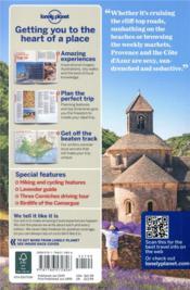 Provence & the Côte d'Azur (9e édition) - 4ème de couverture - Format classique