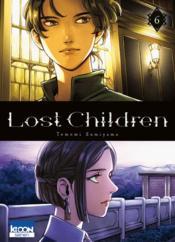 Lost children T.6 - Couverture - Format classique