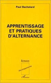 Apprentissage et pratiques d'alternance - Intérieur - Format classique