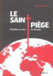 Saint piege - Intérieur - Format classique
