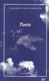Planète - Couverture - Format classique