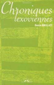 Chroniques Lexoviennes - Couverture - Format classique