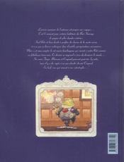 Le vent dans les saules t.1 ; l'invitation au voyage - 4ème de couverture - Format classique