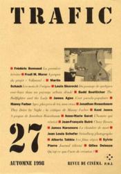 Revue Trafic T.27 - Couverture - Format classique