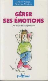 Gerer ses emotions n.29 - Couverture - Format classique