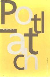 Potlatch 1954/1957 - Couverture - Format classique