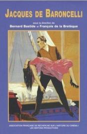 Jacques De Baroncelli - Couverture - Format classique