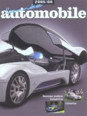 L'Annee Automobile T.53 ; 2005-2006 - Couverture - Format classique