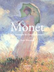 Monet ou le triomphe de limpressionnisme - Couverture - Format classique