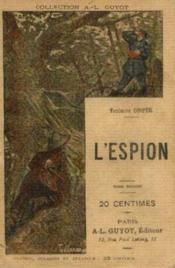 L'espion, tome 2 - Couverture - Format classique