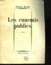 Les Ennemis Publics. - Couverture - Format classique