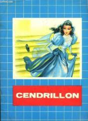 Cendrillon. - Couverture - Format classique