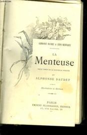La Menteuse - Couverture - Format classique