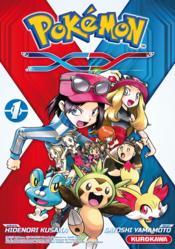Pokémon - la série XY T.1 - Couverture - Format classique
