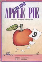 The new apple pie 5e lv1 - anglais - livre de l'eleve - edition 1995 - Couverture - Format classique