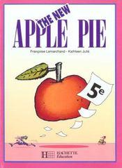 The new apple pie 5e lv1 - anglais - livre de l'eleve - edition 1995 - Intérieur - Format classique