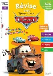 REVISE AVEC CARS ; de la PS à la MS - Couverture - Format classique