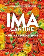 Ima cantine ; cuisine végétarienne - Couverture - Format classique